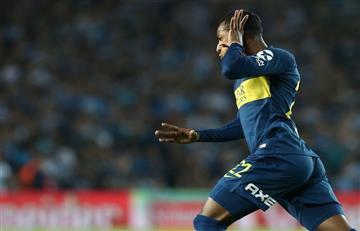 Villa el héroe de Boca Juniors