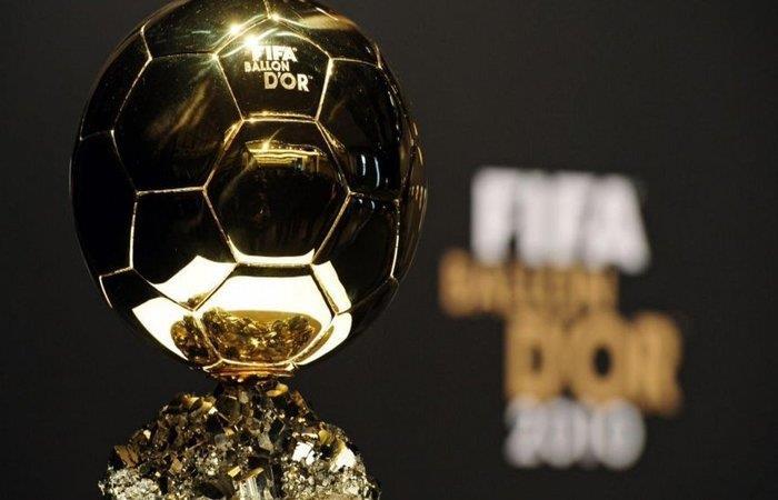 Balón de Oro. Foto: Twitter