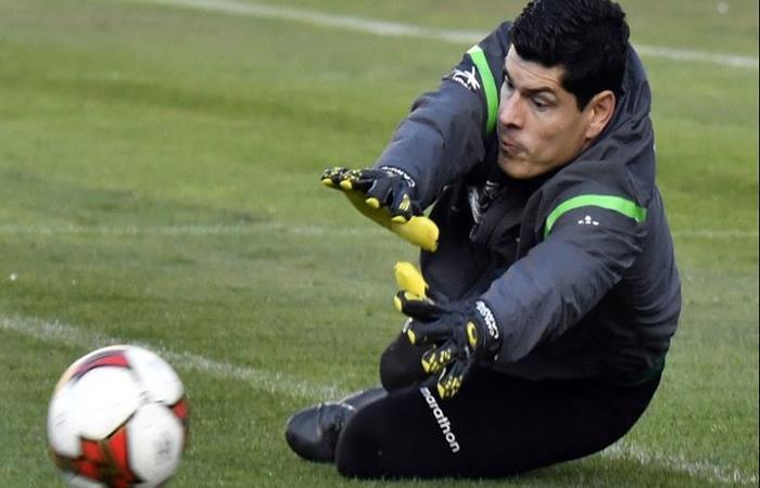 Carlos Lampe. (FOTO: AFP)