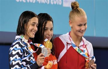 Así va el medallero de los Juegos Olímpicos de la Juventud