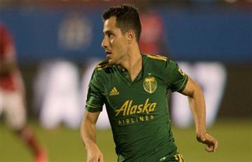 Sebastián Blanco, elegido el mejor jugador de la semana en la MLS