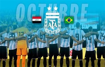 La Argentina confirma fecha de sus amistosos