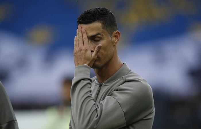 Cristiano Ronaldo (Foto: Twitter)