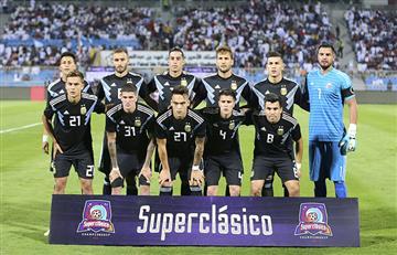 Día, hora y canal del Argentina vs Brasil