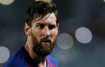¿Messi al Manchester City?