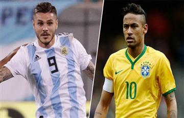 Argentina vs Brasil: EN VIVO ONLINE