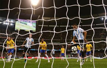 Argentina choca ante Brasil este martes