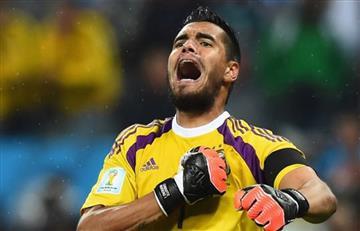Romero ya vive la previa ante Brasil