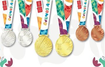 ¿Cómo está el medallero de los juegos?