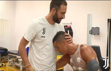 """De Juventus me echaron"""