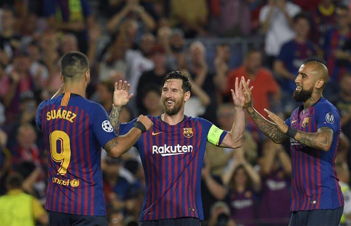 Barcelona vs Sevilla: EN VIVO ONLINE con Lionel Messi por la La Liga