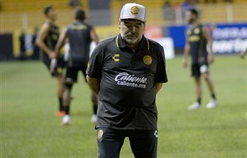 Maradona se tiene que operar