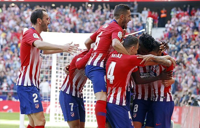 Villarreal vs Atlético de Madrid (Foto: Twitter)