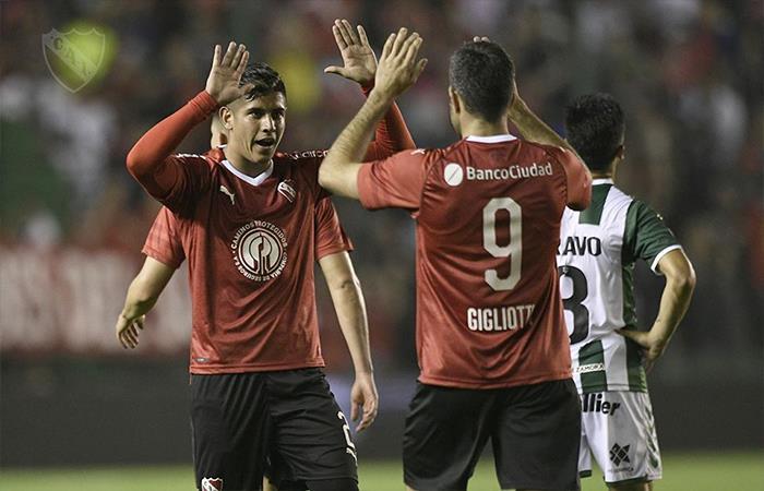 Independiente vs Huracán (Foto: Facebook)
