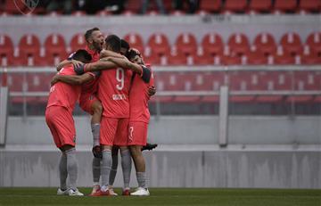 Independiente derrota a Huracán y vuelve al triunfo