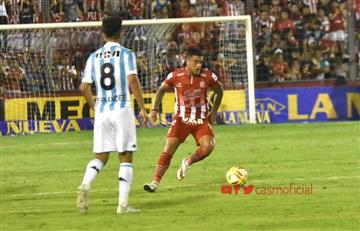 Racing Club cae ante San Martín de Tucumán y pierde en condición de invicto