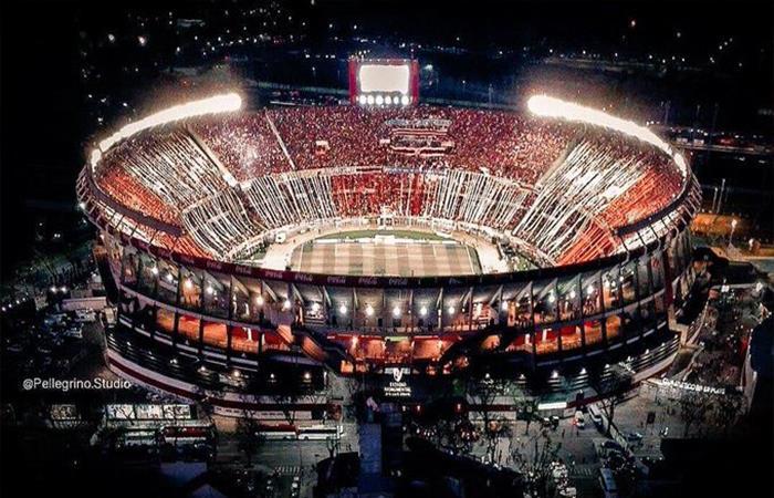 River Plate vs Gremio (Foto: Twitter)