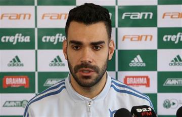 Henrique ya vive el Boca vs Palmeiras