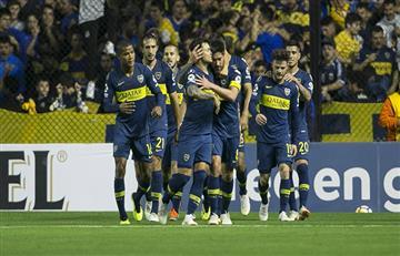 EN VIVO: Boca vs Palmeiras por la Libertadores