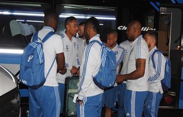 Palmeiras llegó a la Argentina y sale con este once
