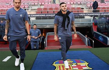 Mauro Icardi vuelve al Barcelona