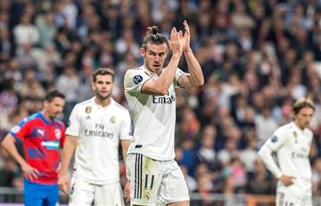 Real Madrid ganó con lo justo
