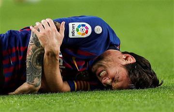 Barcelona busca reemplazo para Messi
