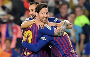 Rafinha el sustituto de Messi