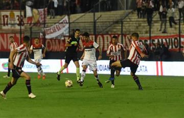 Estudiantes derrota a Newell's en un partido reprogramado de la Superliga
