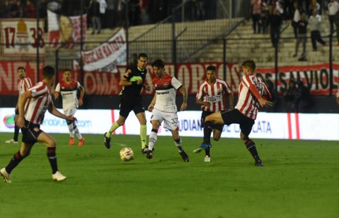Estudiantes vence 1-0 a Newell's (Foto: Twitter)
