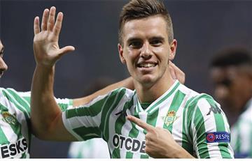 Lo Celso, el hombre gol del Betis