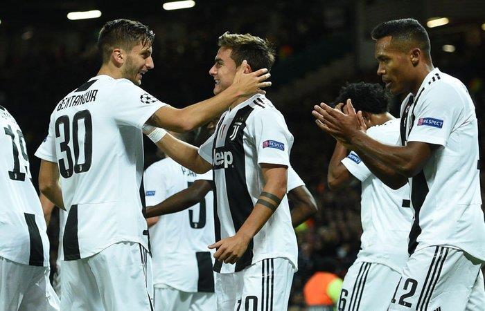 Émpoli vs Juventus (Foto: Twitter)