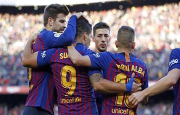 Barcelona y su juego