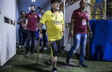 Maradona vuelve a ganar y puede hacer historia en México