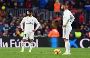 Real Madrid y el análisis de como jugó el clásico