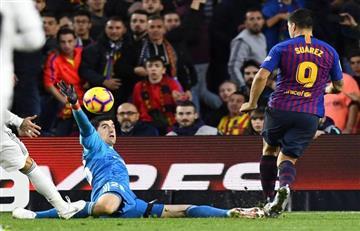 El Barcelona de Messi gana al Madrid en el Camp Nou tres años y siete meses después
