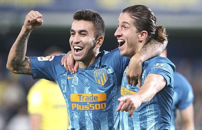 Image Result For Vivo Real Sociedad Vs Atletico Madrid En Vivo Online Resultado