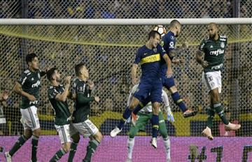 EN VIVO: Palmeiras vs Boca por la Libertadores