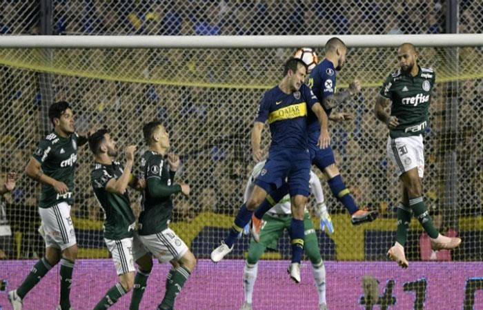 Boca quiere repetir el buen desempeño y clasificarse a la final de la Copa Libertadores. (FOTO: EFE)
