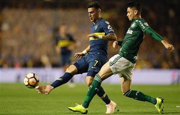 Los puntos del Palmeiras vs Boca