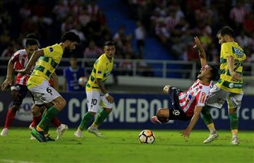 Defensa y Justicia vs Junior EN VIVO ONLINE por la Copa Sudamericana