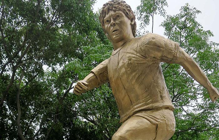 Diego Maradona (Foto: EFE)