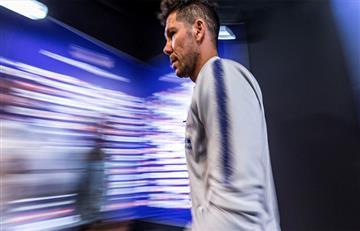 """Diego Simeone: """"Siempre me espero sufrir porque los rivales son competitivos"""""""