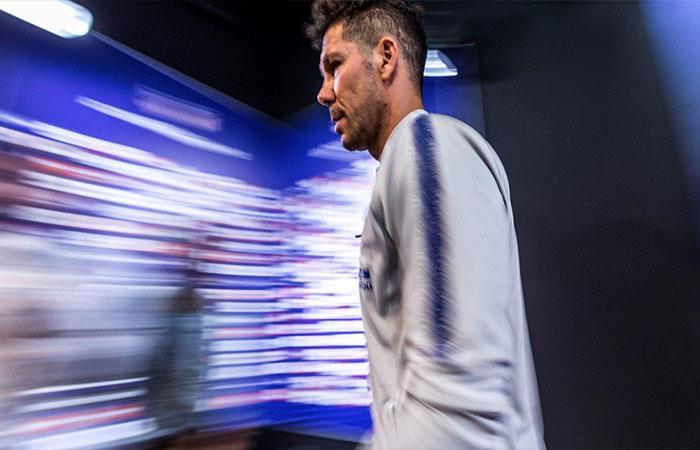 Diego Simeone (Foto: Twitter)