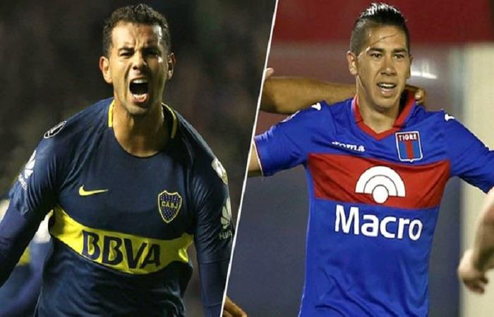 Boca Juniors vs Tigre EN VIVO ONLINE por la Superliga