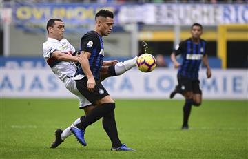 El Inter de Lautaro golea