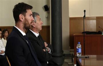 Lionel Messi investigado por lavado de activos
