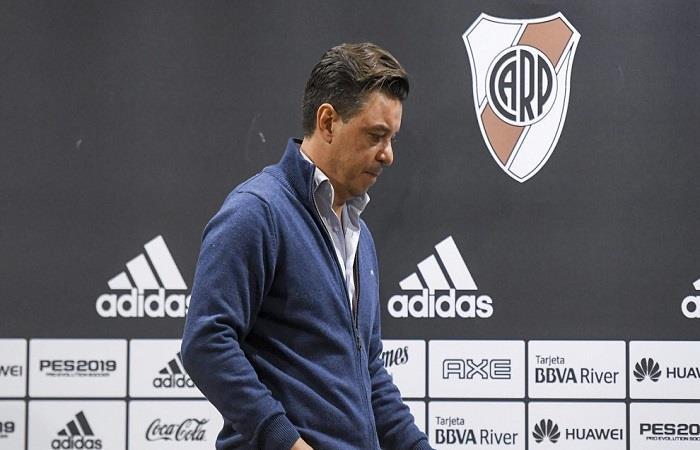 Marcelo Gallardo. Foto: EFE