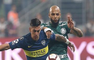 ¿Felipe Melo a Boca Juniors?