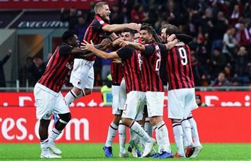Milan derrota al Udinese